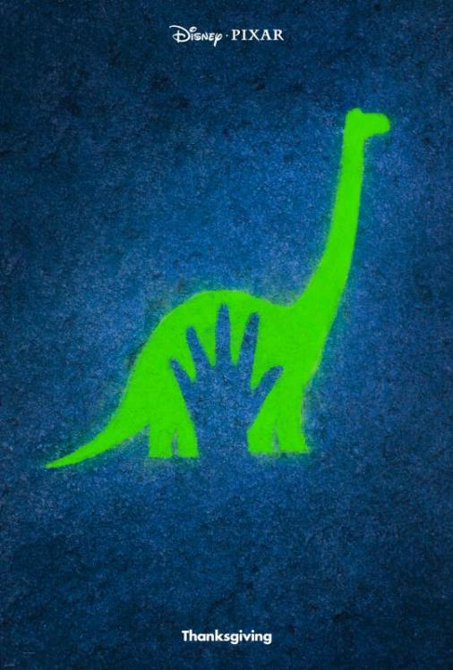 The-Good-Dinosaur-Teaser-Poster