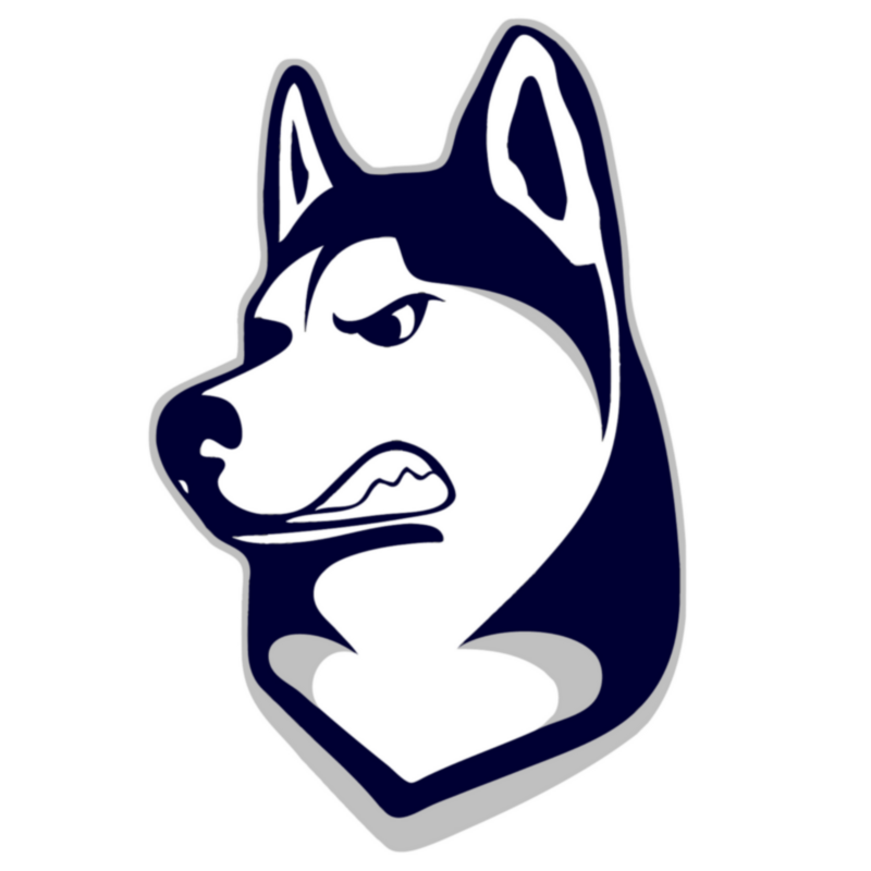 Heritage High School: Husky Logo